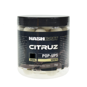 CITRUZ POP UPS WHITE 20MM 75G