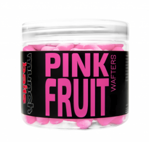 DUMBELLS WAFTERS MUNCH BAITS - PINK FRUIT 14MM
