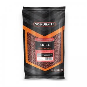 PELLET SONUBAITS FEED  2 MM - KRILL