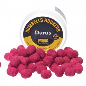 Dumbells Hakowy Durus 15/18mm Red Halibut