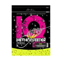 PELLET LK BAITS IQ METHOD FEE  600G 2MM CITRUS