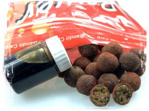 POWER SHOT BAITS 18mm EUPHORIA  CZOSNEK-RYBA 1kg