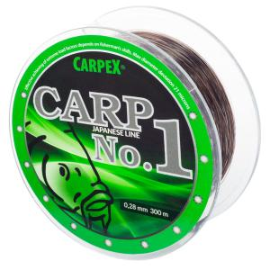 Żyłka Carpex Carp No. 1 0,40mm/300m