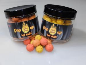 killer spice pop up hot squid 200 ml bandit carp