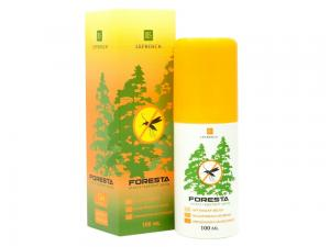 Repelent spray foresta 30% deet + IR3535 100ml