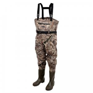 MAX5 NYLO-STRETCH CHEST WADER W/CLEATED 44/45