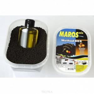 Pellet Maros-Mix Method Box (Black) + Liquid - ana