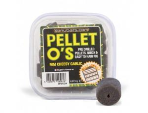 PEELET SONUBAITS   PELLETS O - CHEESY GARLIC / 14 MM
