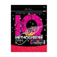 PELLET LK BAITS IQ METHOD FEE  600G 2MM CHERRY