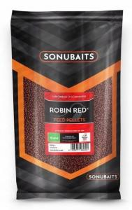 PELLET SONUBAITS FEED  4 MM - ROBIN RED